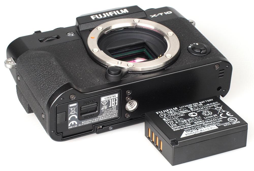 Fujifilm X T10 Black (5)