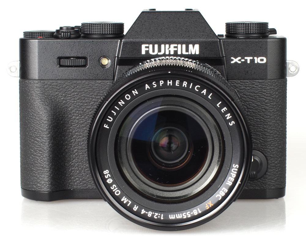 Fujifilm X T10 Black (6)