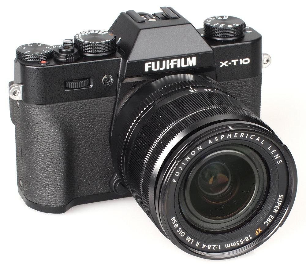 Fujifilm X T10 Black (7)