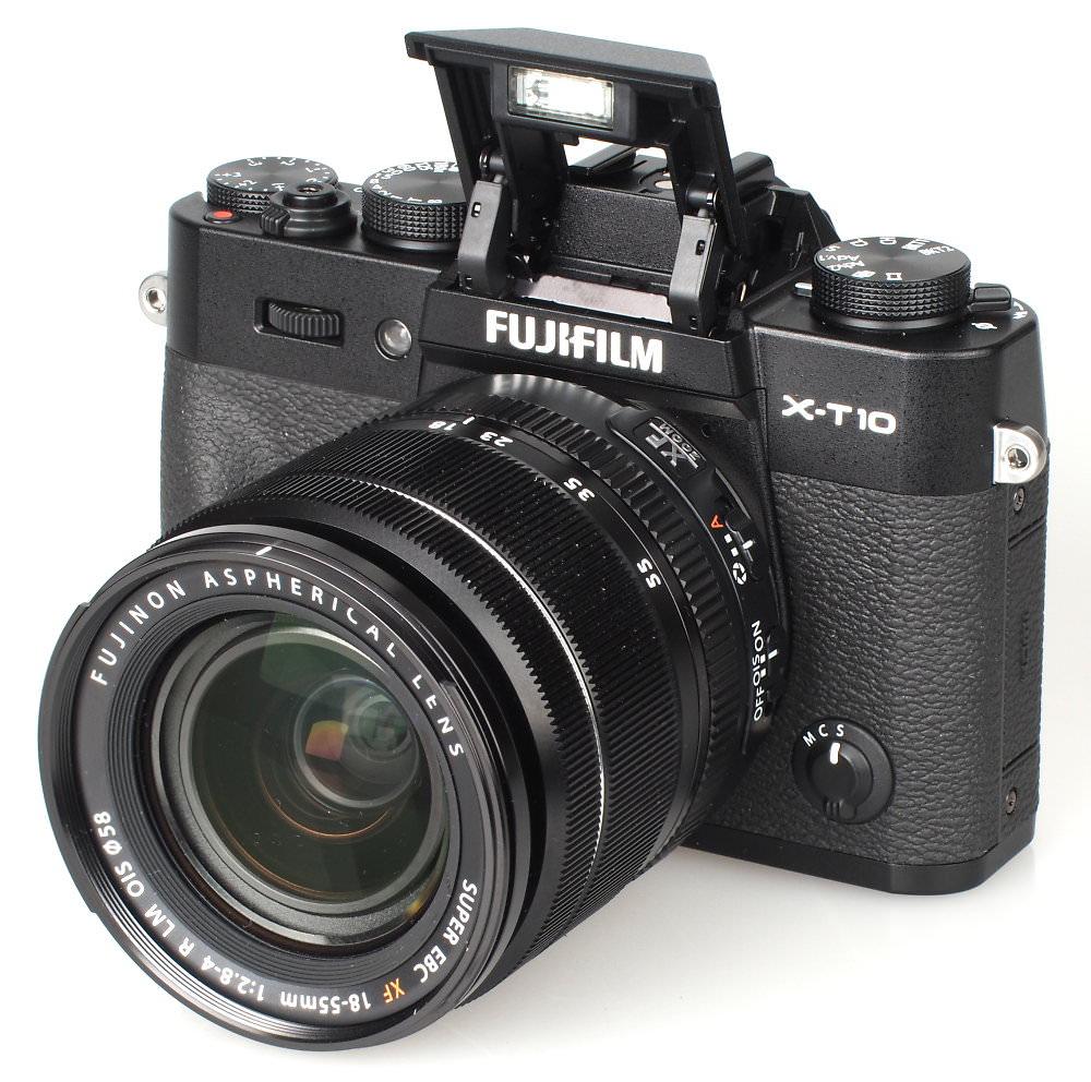Fujifilm X T10 Black (8)