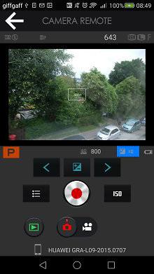 Fujifilm Xt10 Camera Remote Remote Control