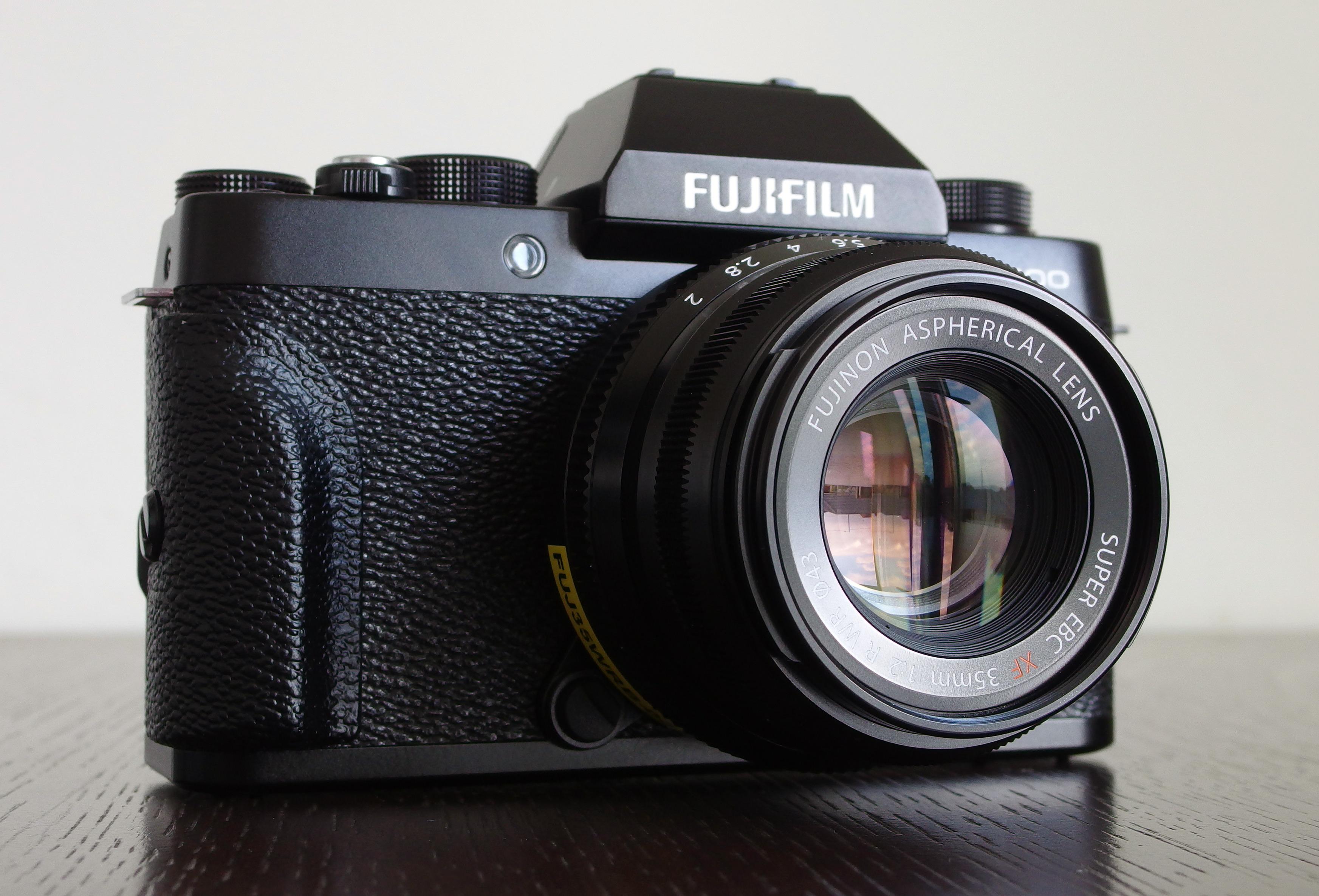 Fujifilm X-T100 Review   ePHOTOzine
