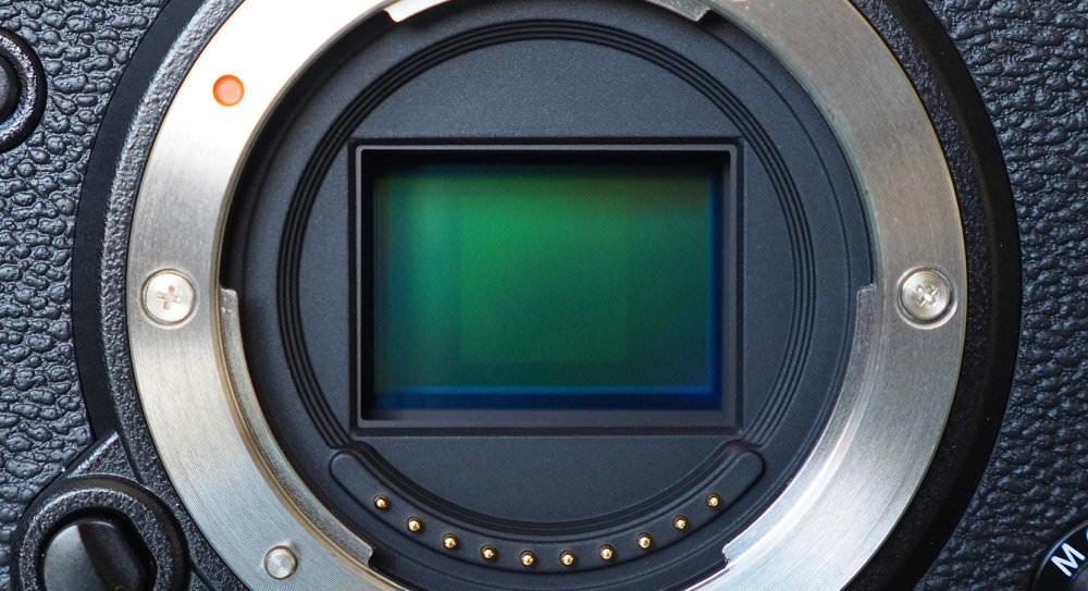 Fujifilm X T2 Sensor
