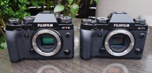 Fujifilm X-T2 Vs Fujifilm X-T1