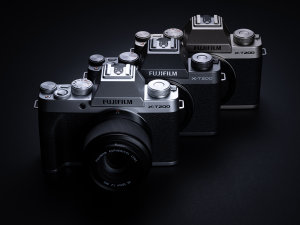 Fujifilm X-T200 Announced With 3.5inch Screen