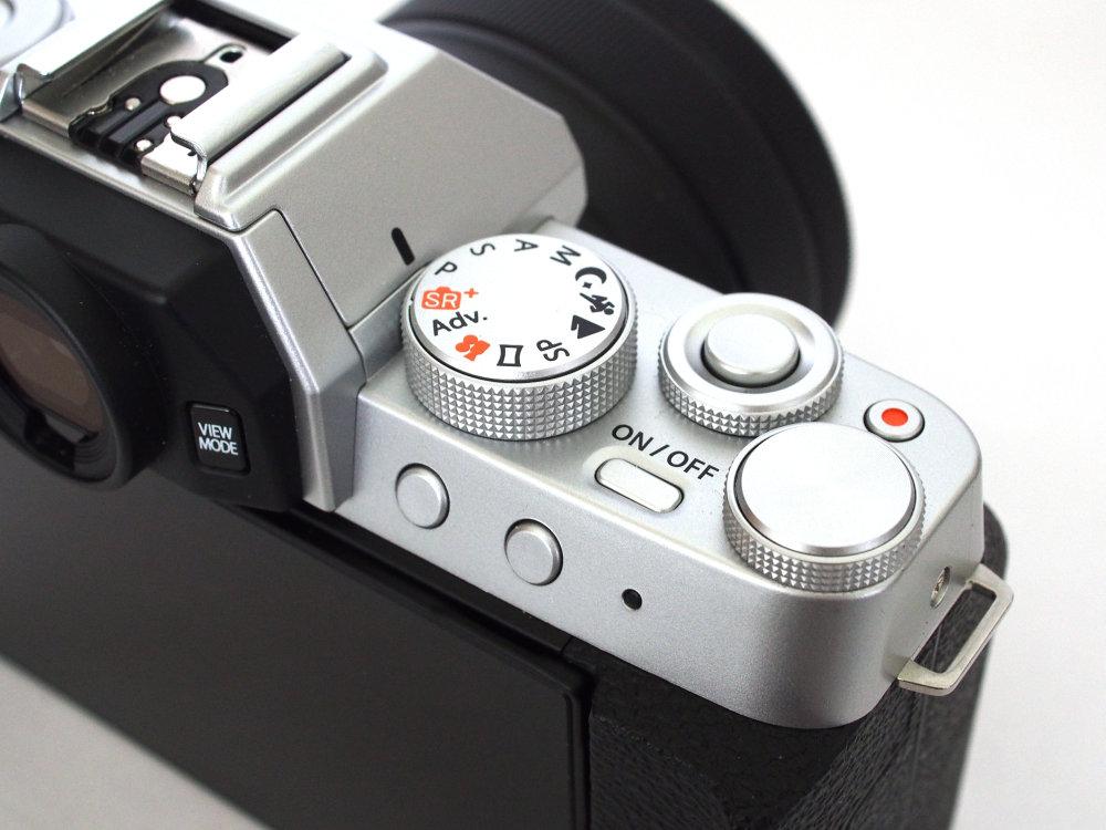 Fujifilm XT200 Dials Controls (1)