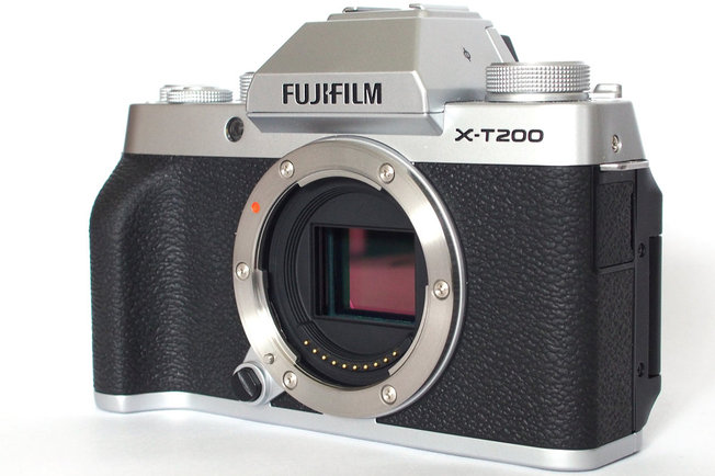Fujifilm X-T200 Review