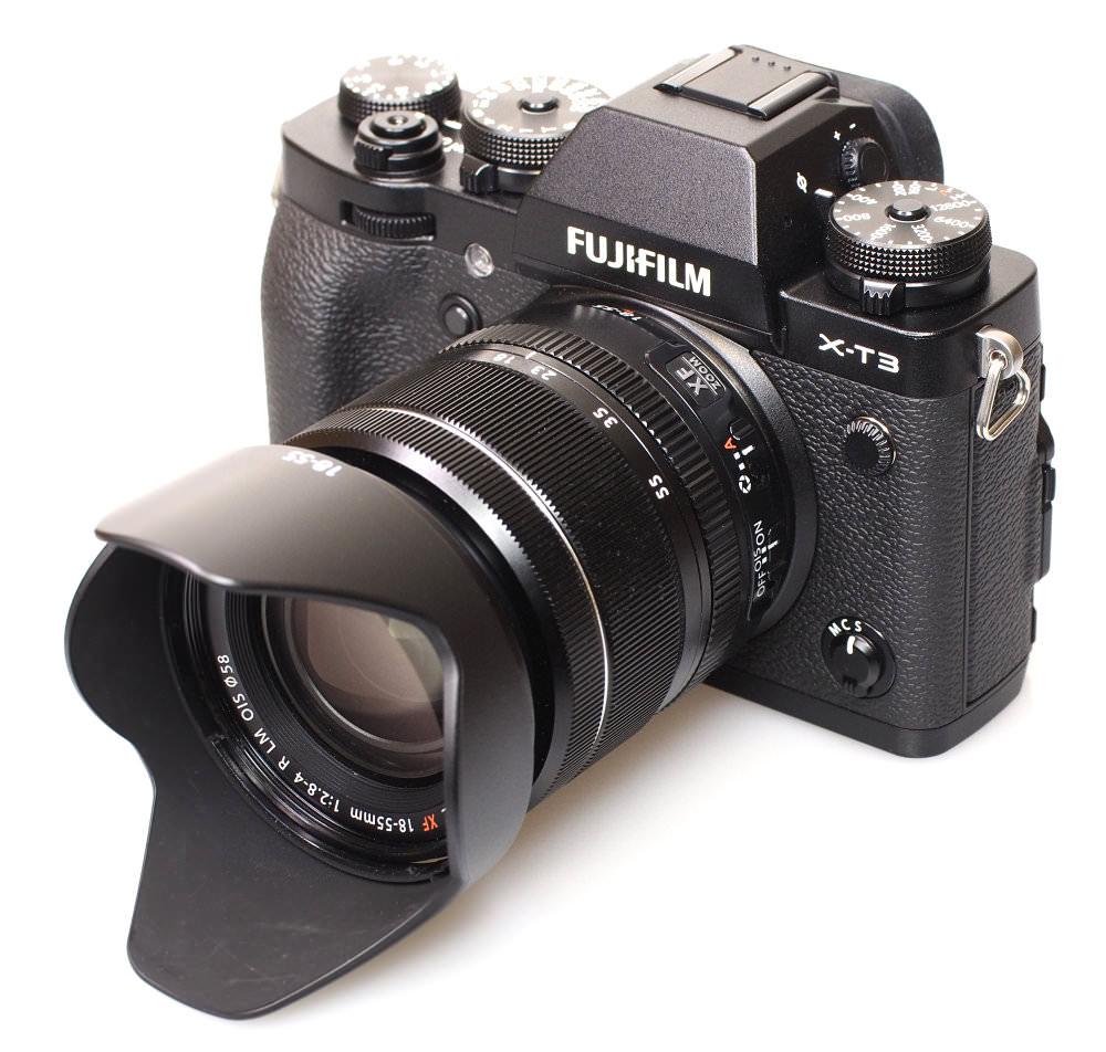 Fujifilm X T3 Black (2)
