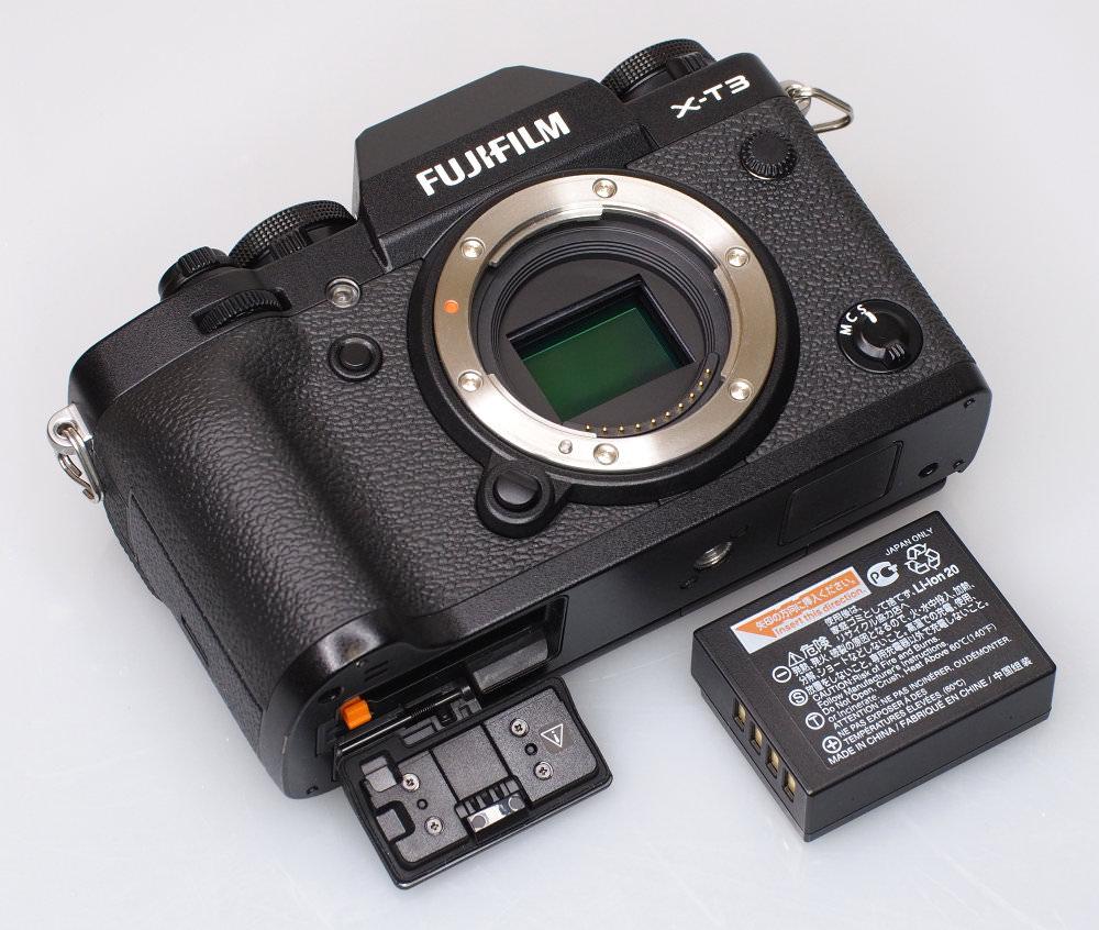 Fujifilm X T3 Black (4)