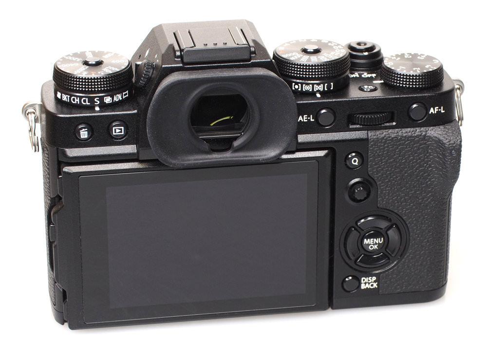 Fujifilm X T3 Black (5)