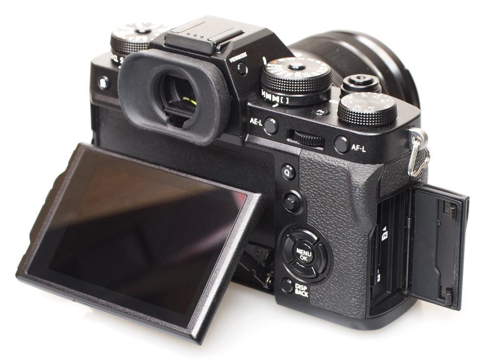 Fujifilm X T3 Black (6)