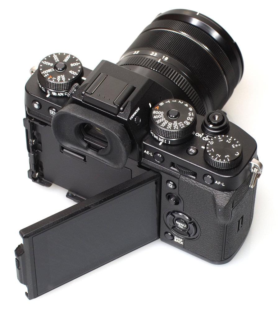 Fujifilm X T3 Black (8)
