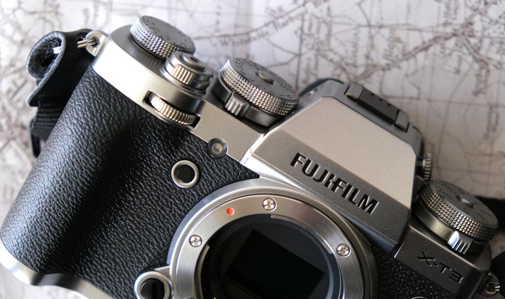 Fujifilm X T3 Silver (2)