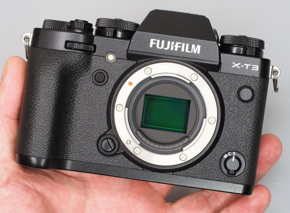 Fujifilm X T3 Black (1)