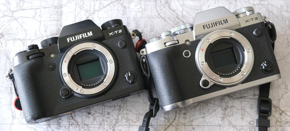 Fujifilm X T3 Vs X T2 (3)
