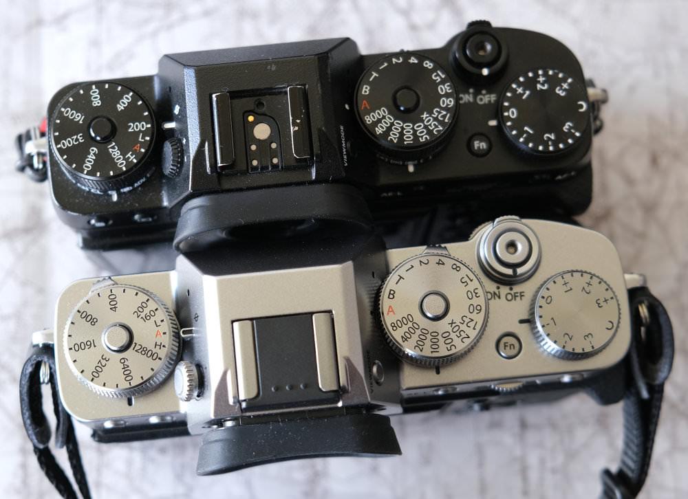 Fujifilm X T3 Vs X T2 (5)