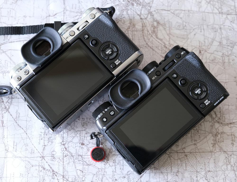 Fujifilm X T3 Vs X T2 (7)