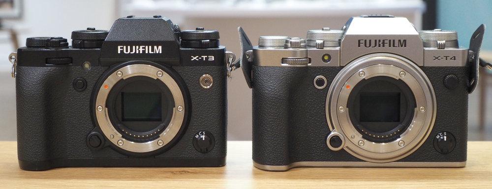 Fujifilm XT3 VS XT4 (1)