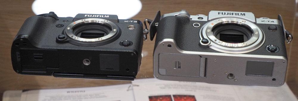 Fujifilm XT3 VS XT4 (3)