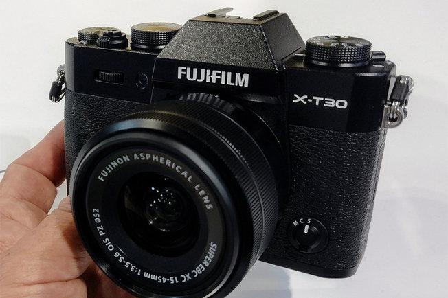 Fujifilm X-T30 II Hands-On Photos