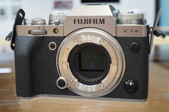 Fujifilm X-T4 Reivew