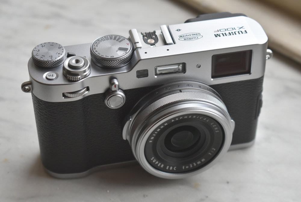 Fujifilm X100F Silver Black (3)