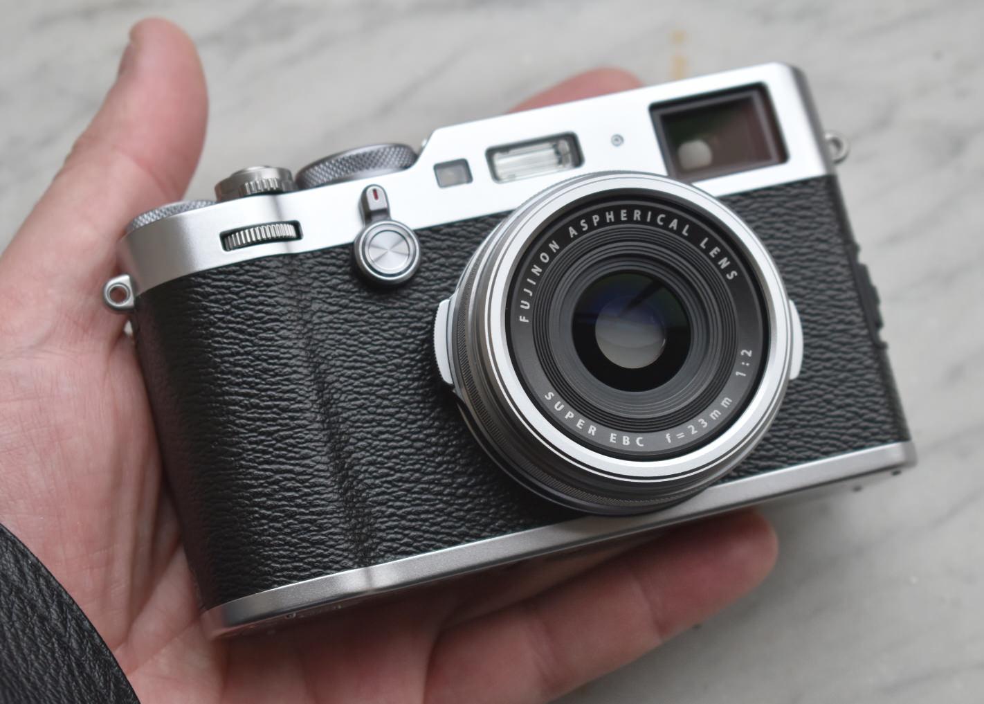 Fujifilm X100F Expert Review - Verdict   ePHOTOzine