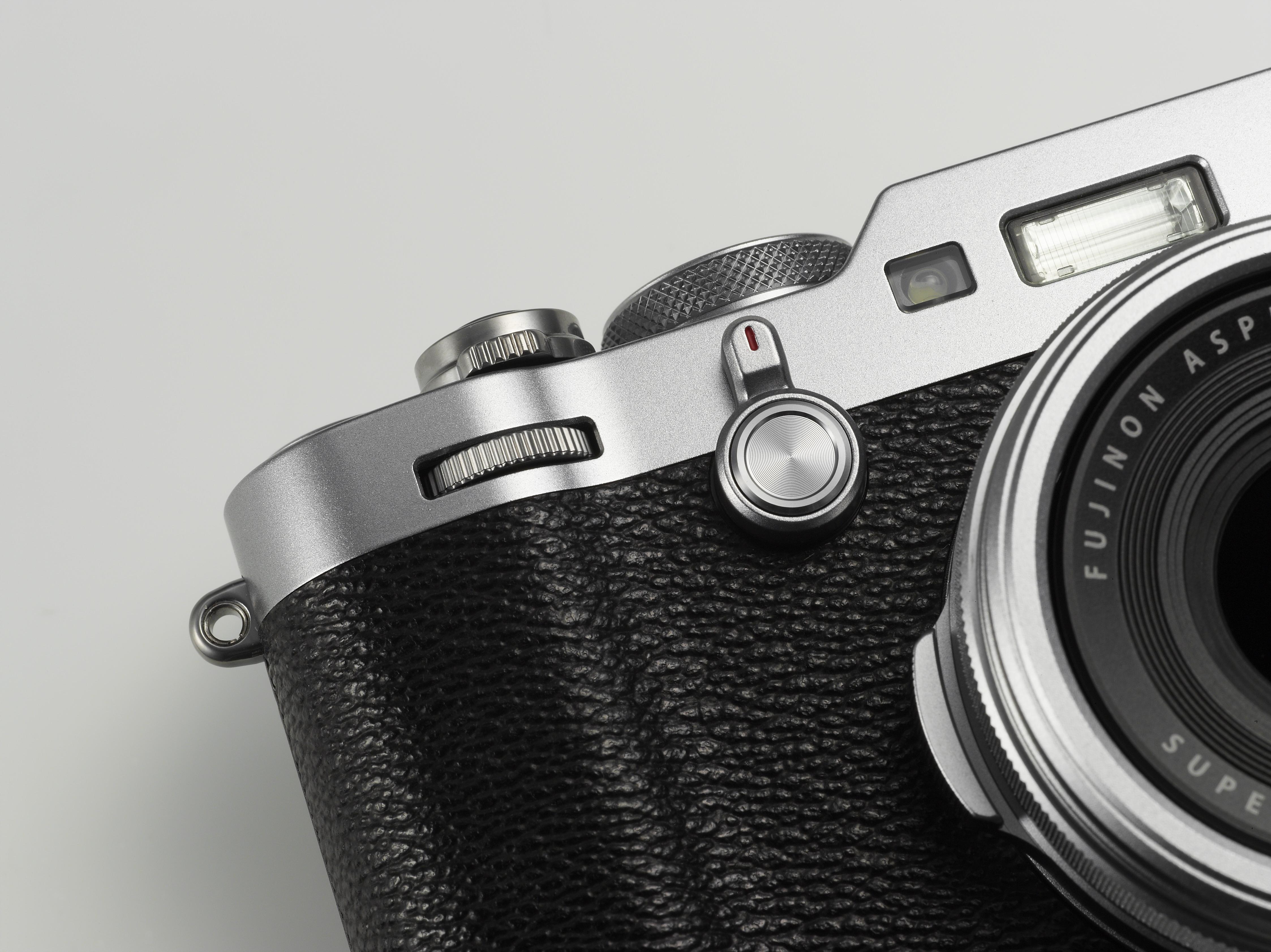 Fujifilm X100F Premium Compact With 24 3 Megapixel Sensor   ePHOTOzine