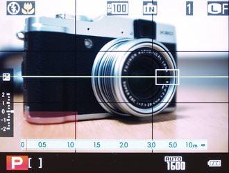 Fujifilm X100s Screens (1)