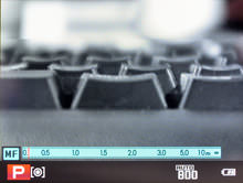 Fujifilm X100s Rear Screen  (1)