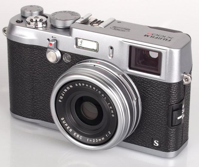 Fujifilm Finepix X100s New (5)