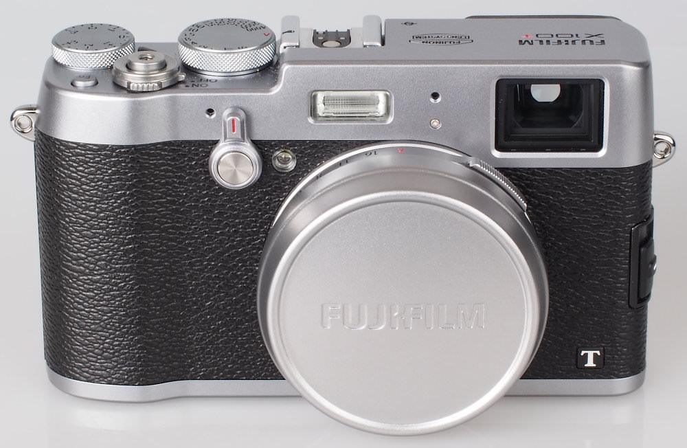 Fujifilm X100T Silver (3)
