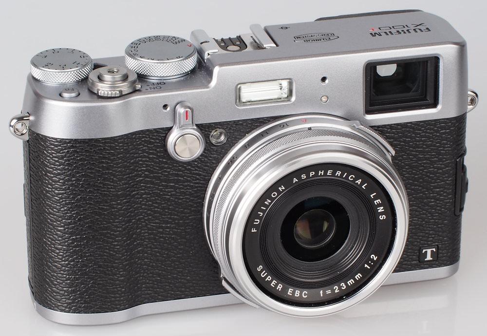 Fujifilm X100T Silver (5)