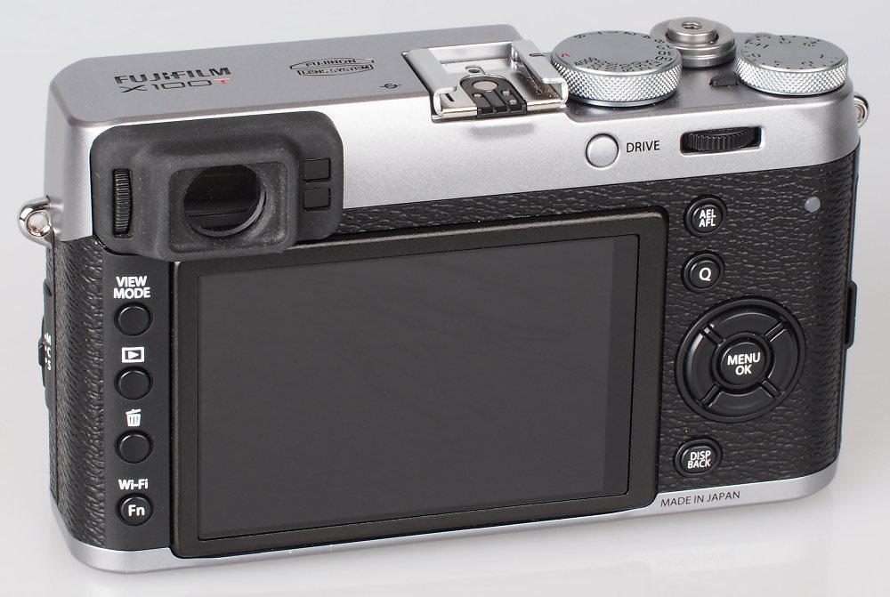 Fujifilm X100T Silver (7)