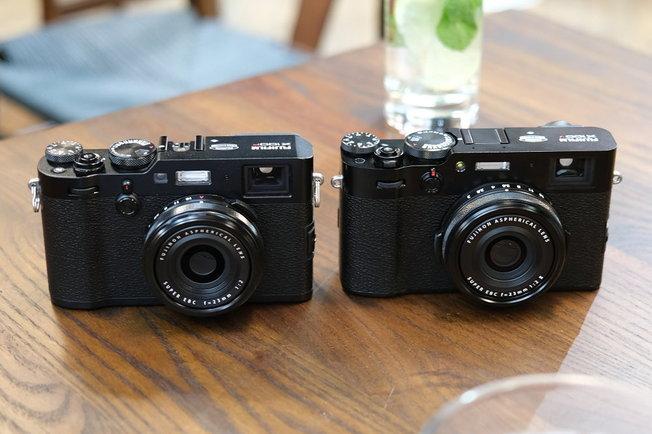 Fujifilm X100V Vs Fujifilm X100F