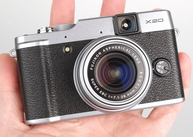 Fujifilm X20 (1)
