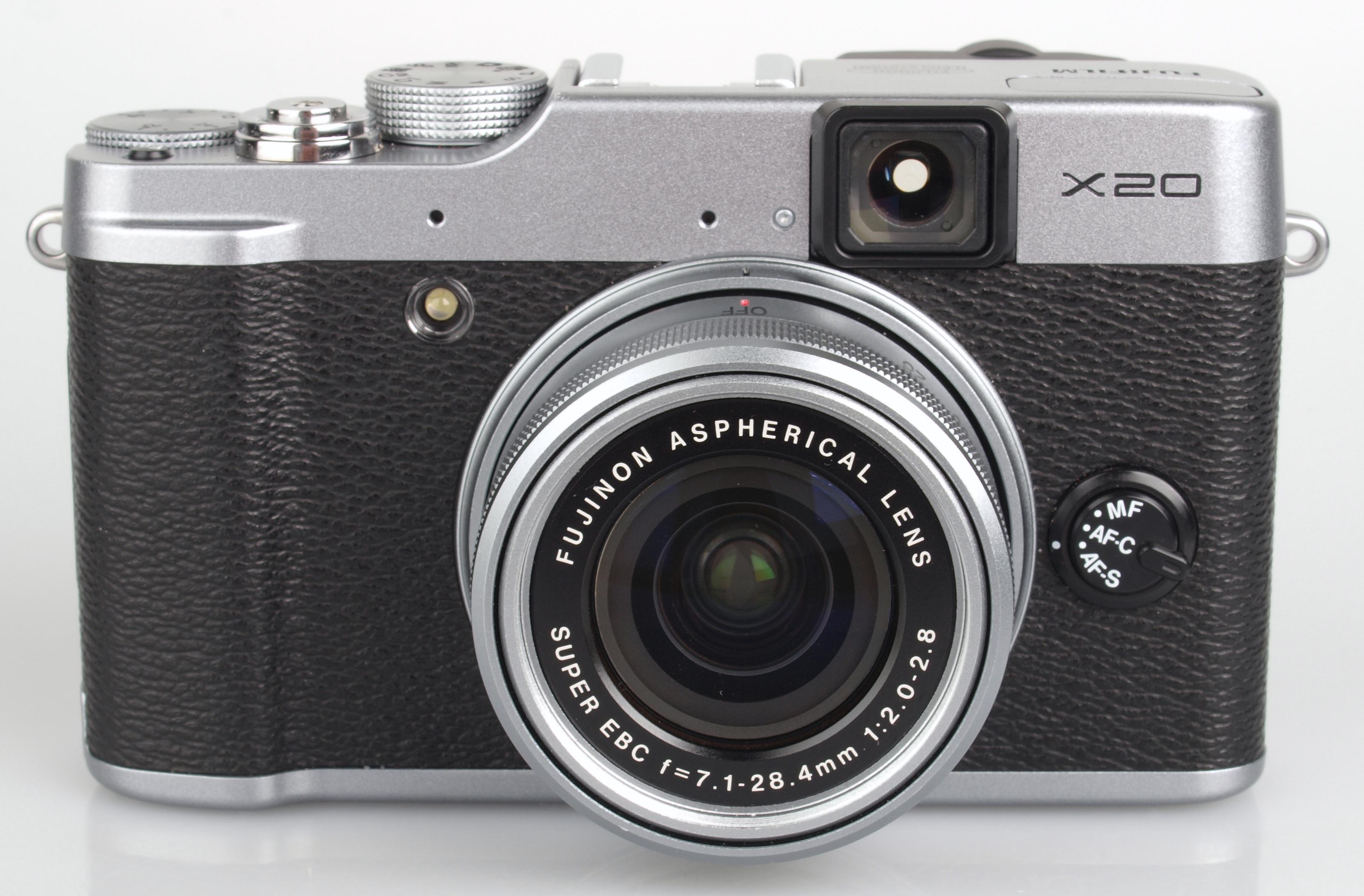 Fujifilm X20 Review | ePHOTOzine