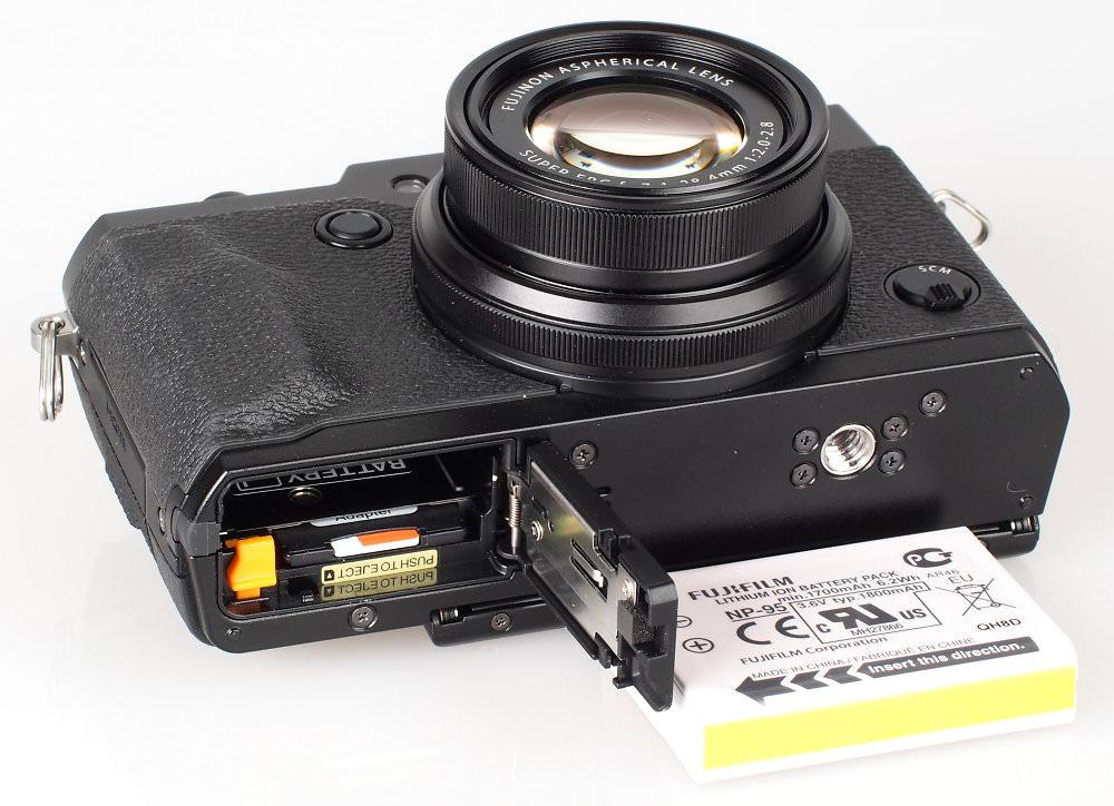 Fujifilm X30 Black (10)