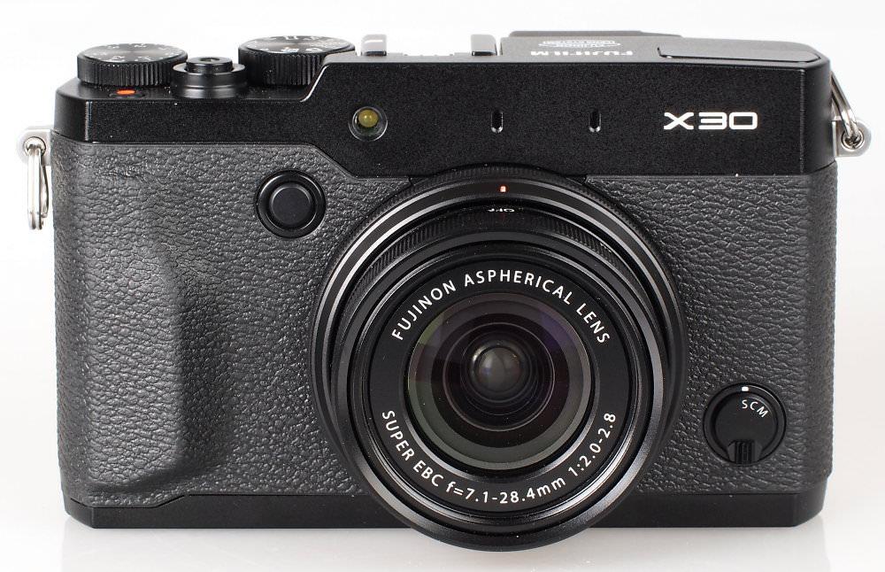 Fujifilm X30 Black (1)