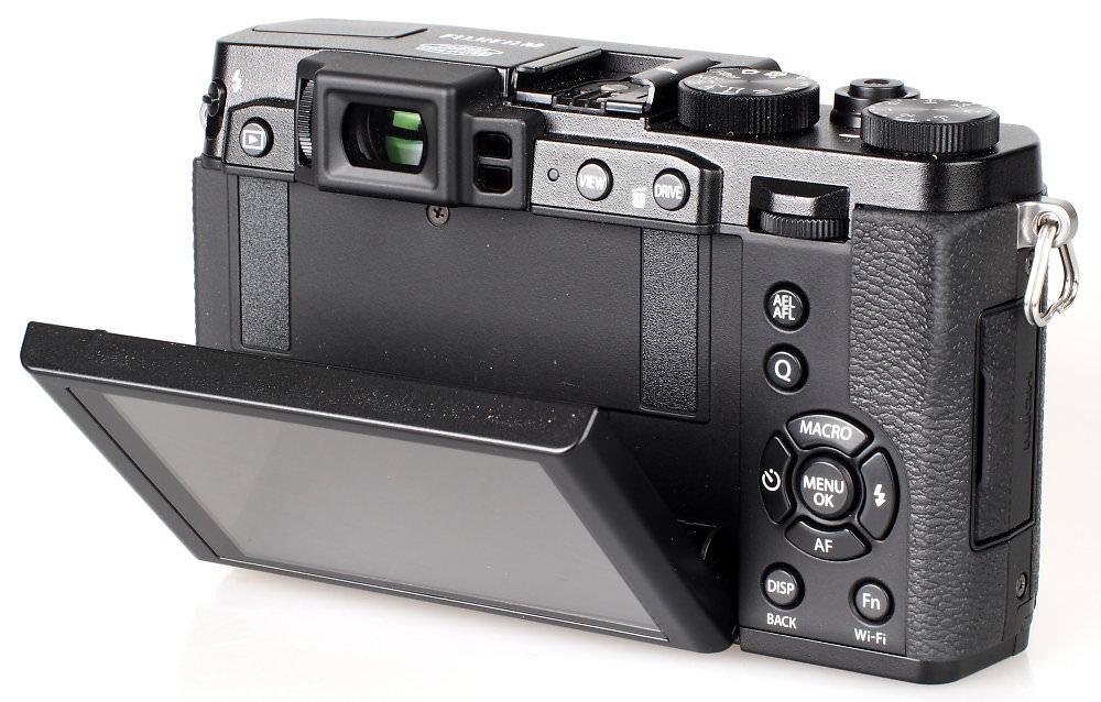 Fujifilm X30 Black (7)