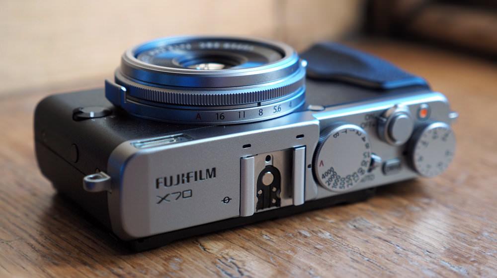 Highres Fujifilm X70 5