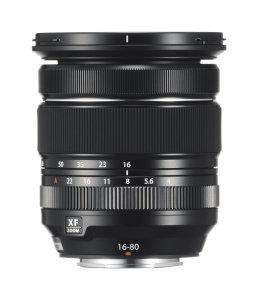 Fujifilm XF 16-80mm f/4 R OIS WR Announced