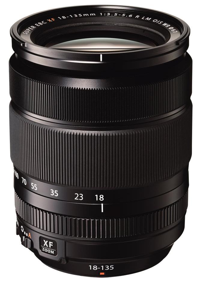 Fujifilm Lens Vertical