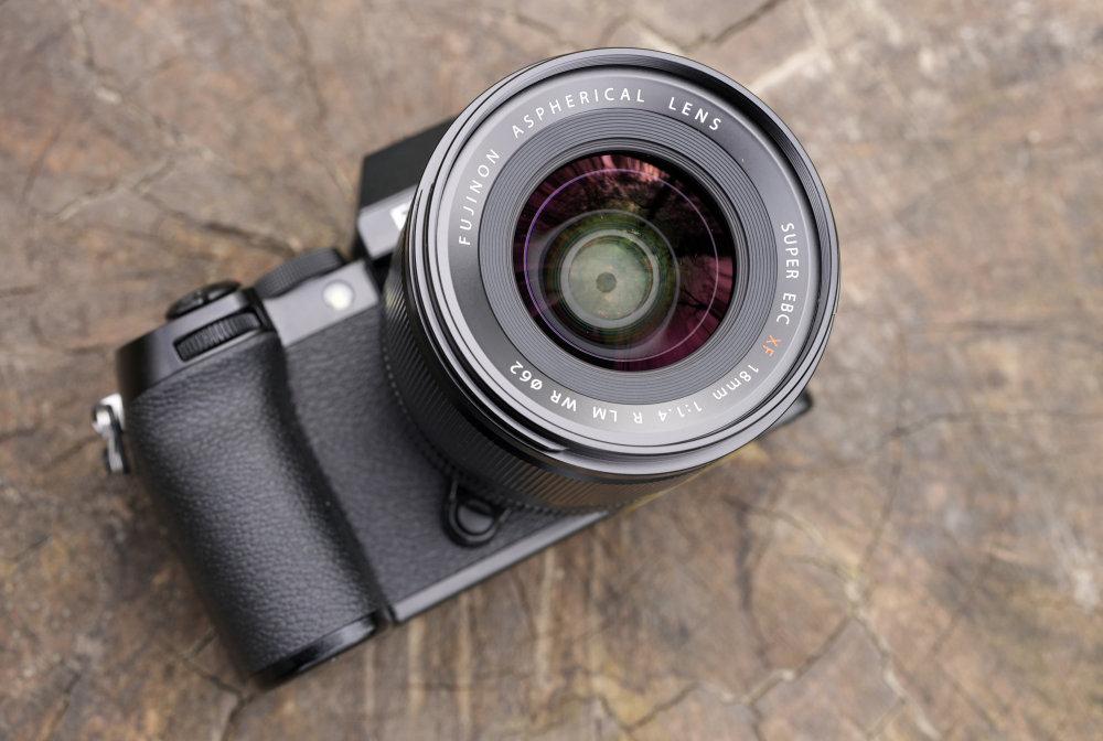 Fujifilm Fujinon XF 18mm 1 4 R LM WR (1)