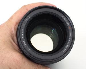 Fujifilm XF 50mm f/1.0 R WR Lens Preview