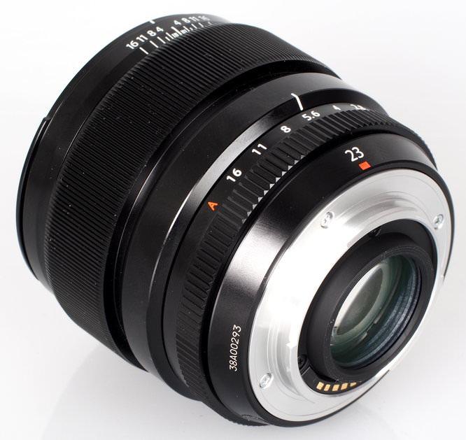 Fujifilm Fujinon 23mm F1 4 R Lens (7)