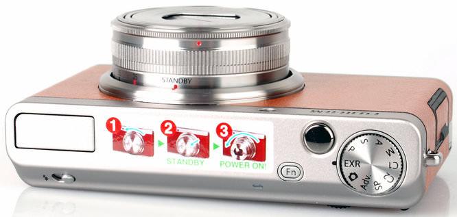Fujifilm Xf1 5