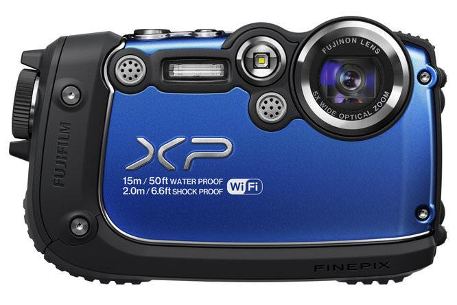 XP200 Blue Front