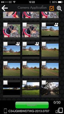 Fujifilm Xq1 App Screenshot 4