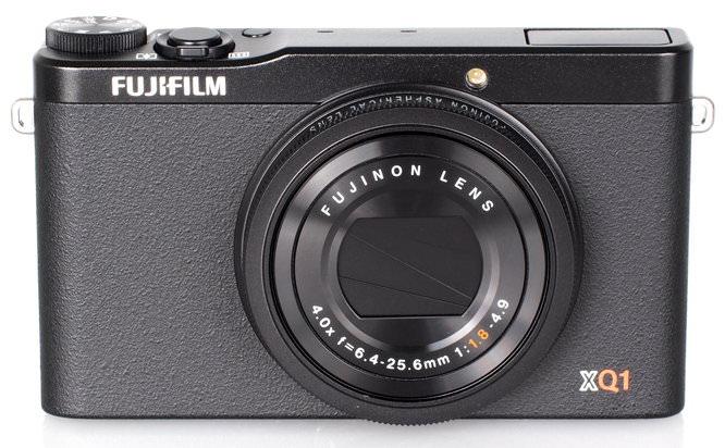 Fujifilm XQ1 Black (2)
